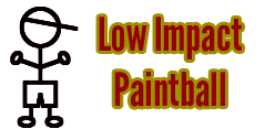 Low Impact Paintball Parties