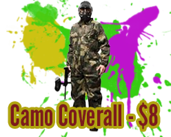 Came Coverall $8 purchase